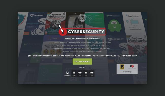 Permalink to Humble Software Bundle Ciberseguridad: paga lo que quieras por correo cifrado, VPN, gestión de contraseñas y más