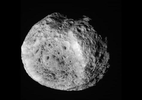 Cassini Hyperion Jpg Crop Original Original