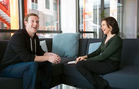 Sandberg Zuckerberg