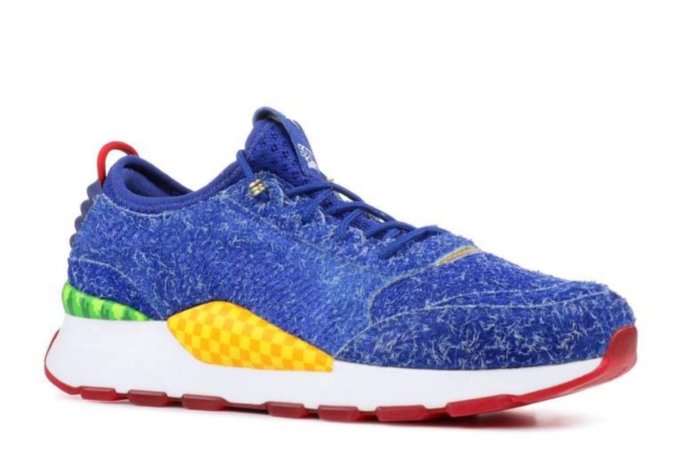SEGA X RS-0 'Sonic'