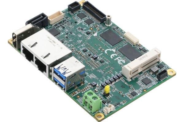 Este miniPC parece una Raspberry Pi, pero está basado en los Intel Core 11ª Gen y es mucho más potente (y caro)