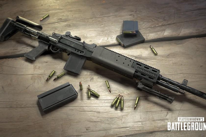As Es La MK14 El Nuevo Rifle De Francotirador Del PUBG