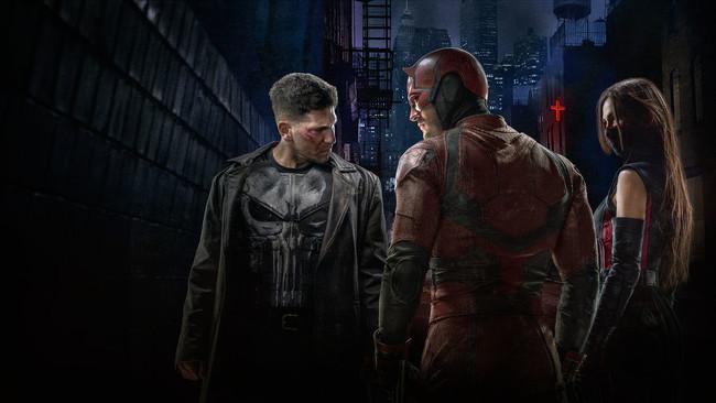 Permalink to Series de superhéroes de DC vs. series de superhéroes de Marvel: la batalla entre gigantes también se da en televisión