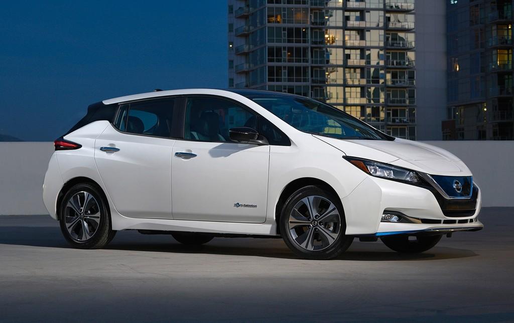 Permalink to El nuevo Nissan LEAF e+ 2019 se supera: hasta 385 km de autonomía y carga rápida con el 80% cargado en 40 minutos