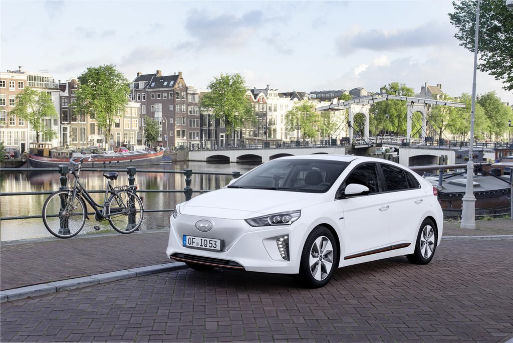 Hyundai Ioniq Electrico