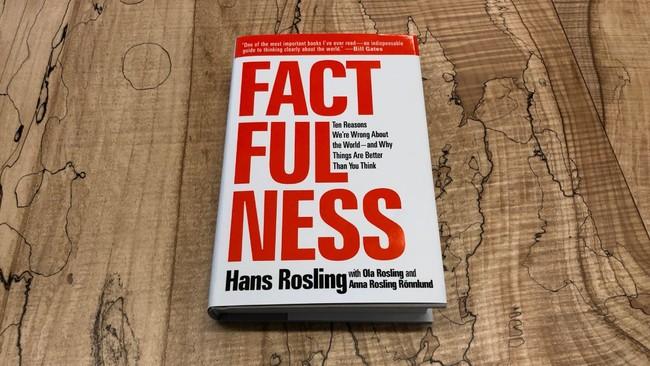 Permalink to Bill Gates quiere regalar este libro a todo el que se gradúe en una universidad: echamos un vistazo al interior de 'Factfulness'