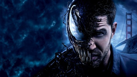 Venom Eddie Brock Tom Hardy Movie W7728