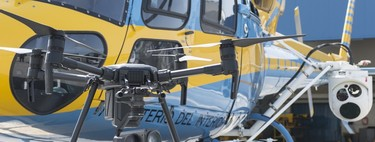 """Soy piloto de drones profesional y mi trabajo no tiene nada que ver con volar un dron """"de juguete"""""""