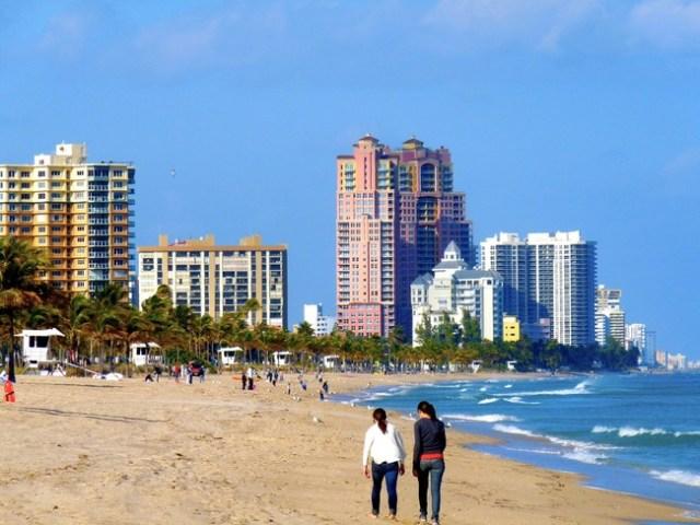 Maxpixel Freegreatpicture Com Fort Lauderdale Condo Beach Sand Florida Ocean 1269647