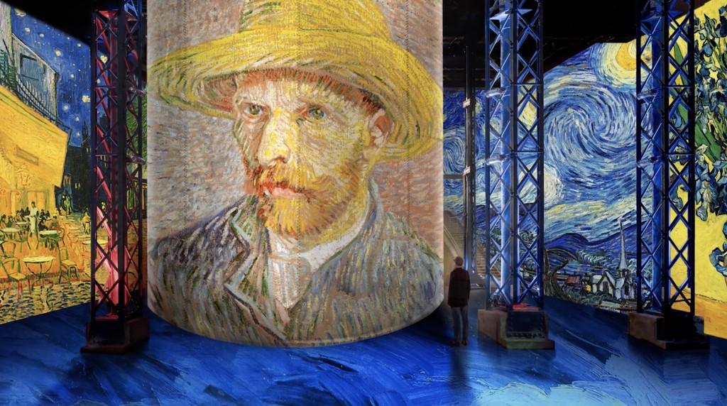 Permalink to Van Gogh se vuelve digital y por primera vez nos permite sumergirnos en sus paisajes gracias a una asombrosa exhibición inmersiva