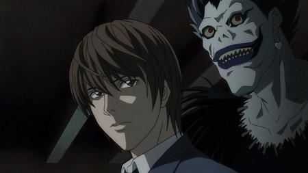 Light Yagami Ryuk Death Note 14 768x432