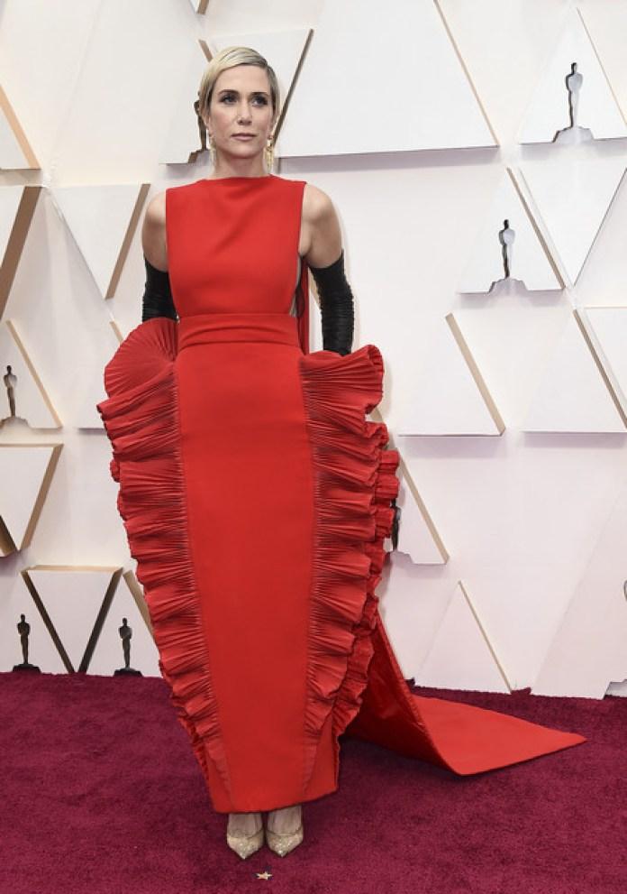 Kirsten Wiig Oscars 2020