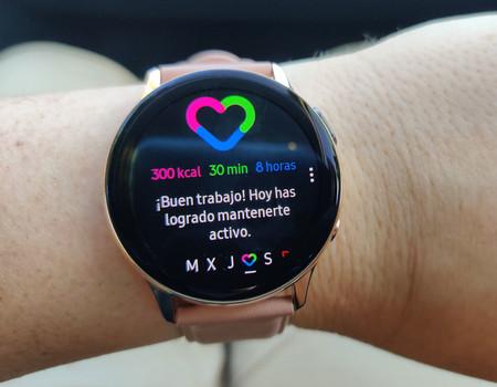 Samsung Galaxy Watch Active 2 Actividad Completa