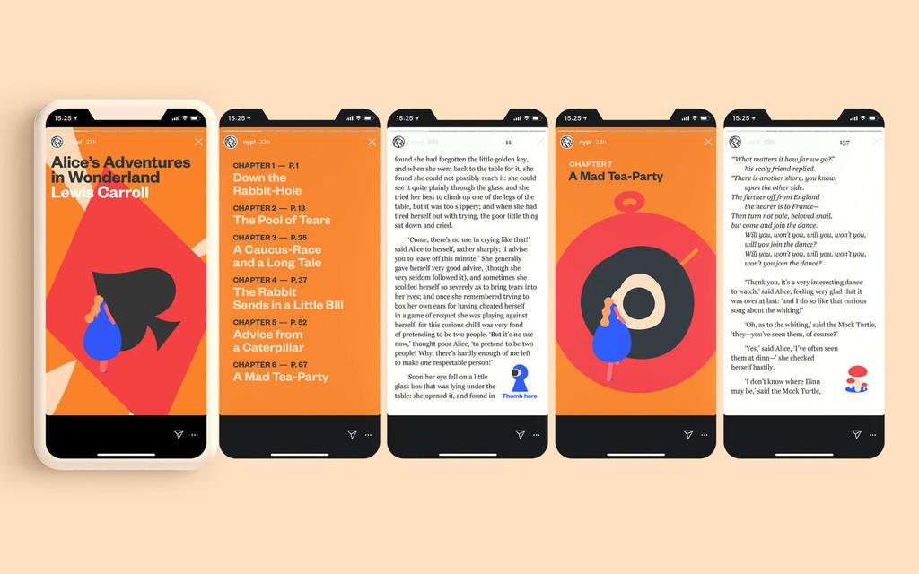 El futuro de la lectura pasa por Instagram: miles de lectores ya han leído novelas a través de stories