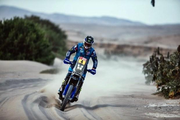 Adrien Van Beveren Dakar 2018 1