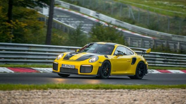 Nürburgring prohíbe a los consumidores del circuito cronometrar sus vueltas al Nordschleife