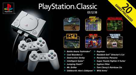 Juegos Ps Classic