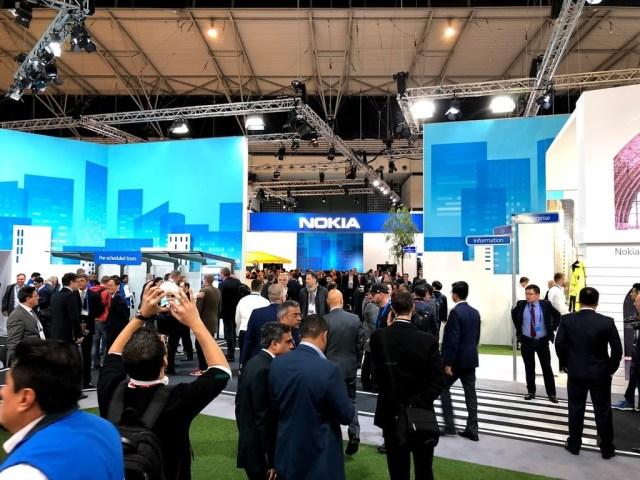 Nokia además cancela su participación en el Mobile-World-Congress 2020: el coronavirus continua causando estragos