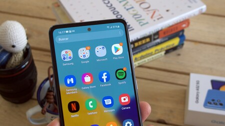 Samsung Galaxy A52 5g Review Xataka En Mano