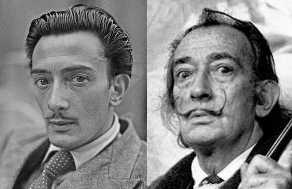 La oreja de Dalí