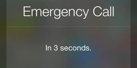 O Siri Emergency Services Bug Facebook