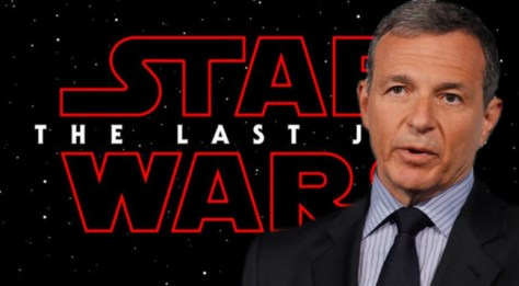 Bob Iger Star Wars The Last Jedi