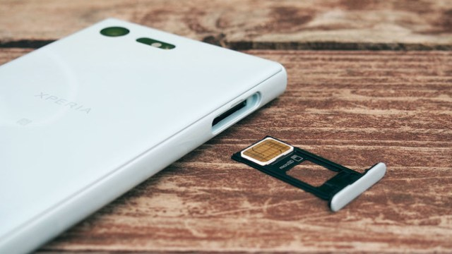 Sony ©Xperia X Compact MicroSD