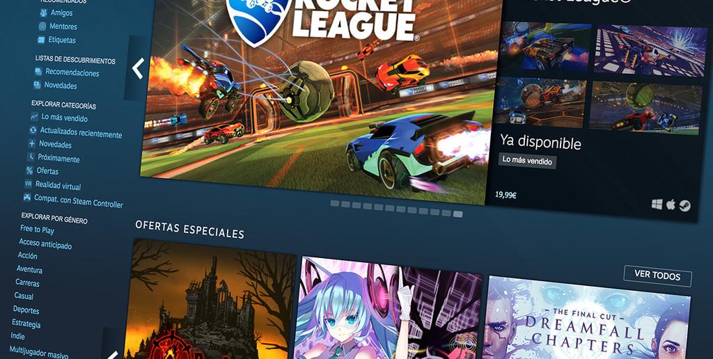 Permalink to Las últimas novedades en Steam están cambiando totalmente el panorama del gaming en Linux