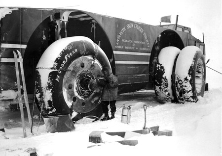 Antarctic Snow Cruiser