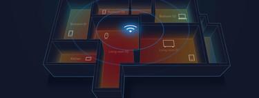 La posición óptima del router WiFi en casa: dónde colocar el router para aumentar la cobertura y la velocidad de Internet