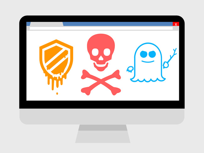 Parche Windows Meltdown Spectre Antivirus Compatible
