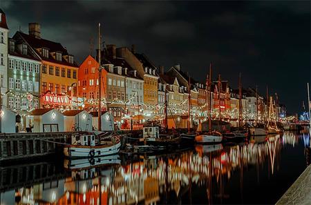 Copenhague Ciudades Europeas Con Mas Luces En Navidad