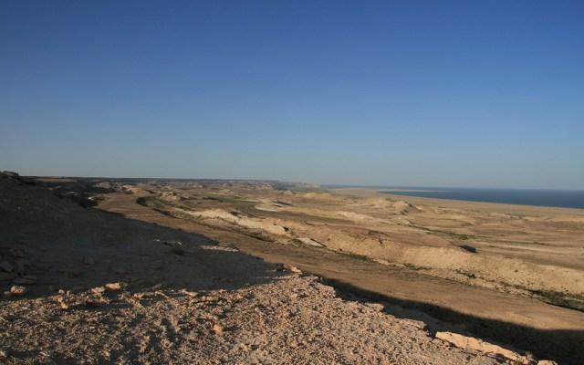 Desierto Y Agua