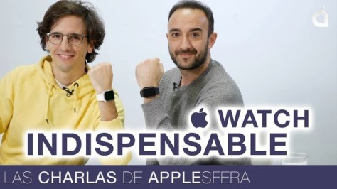 Portada Charlas Aniversario Apple Watch
