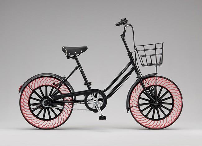 Bridgestone Air Free Bicycle Tires 2