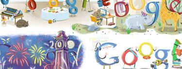 La historia detrás del Doodle de Google: cómo nació la idea, quién los hace y cuál es su proceso de creación