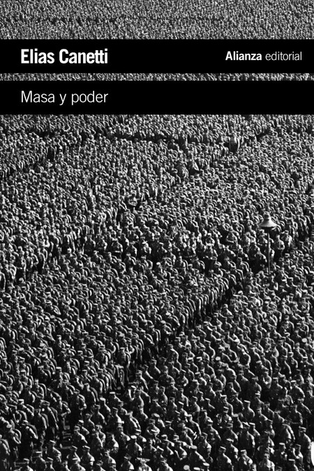 Masa y poder Elias Canetti