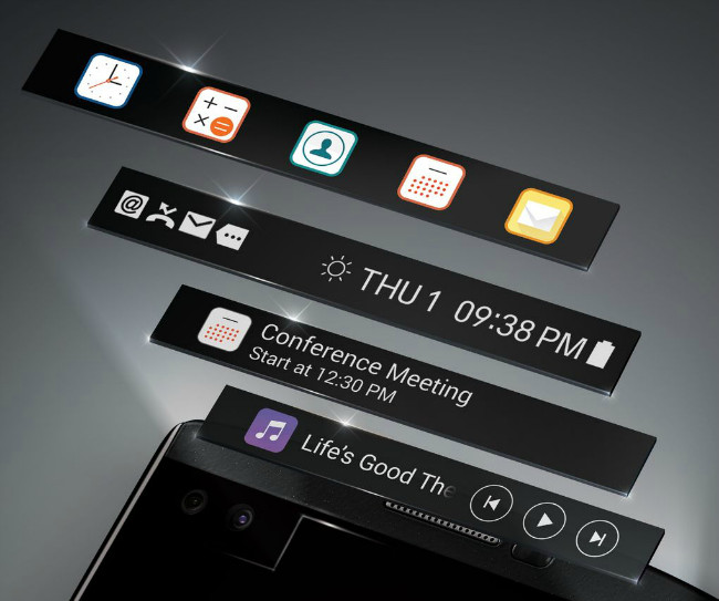 doble pantalla LG v10