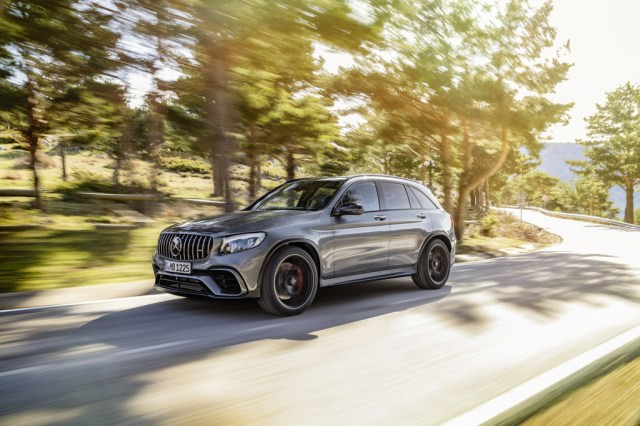 Mercedes Amg Glc 63 4matic 150