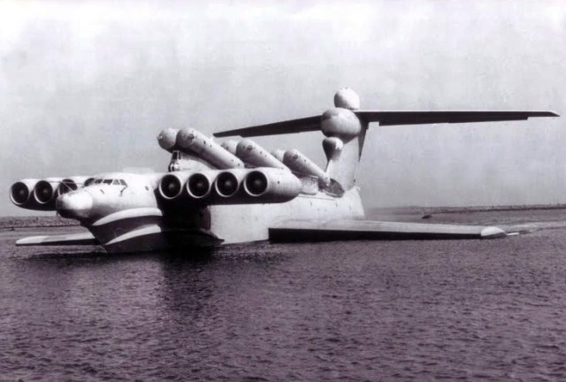 Ekranoplano 6