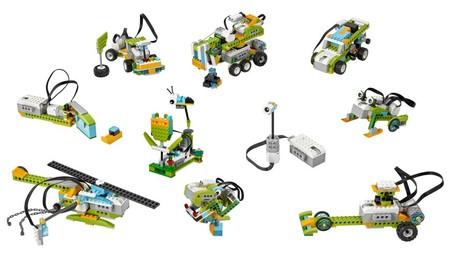 Curso Lego Wedo