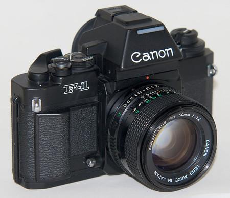 Canon New F1