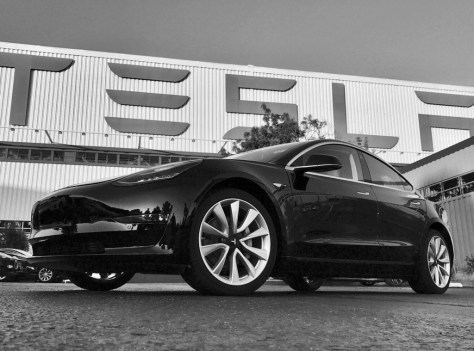 Tesla Model 3 2017 2