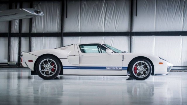 Ford Gt 2006 diecisiete Km 3