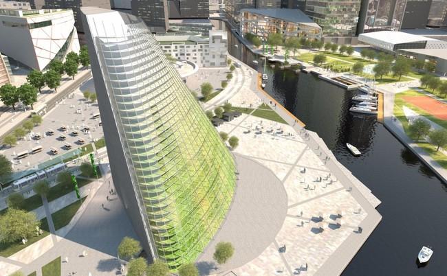 Permalink to Suecia ya prepara su primer invernadero vertical: 4.335 m² de cultivo en una superficie de sólo 430 m²