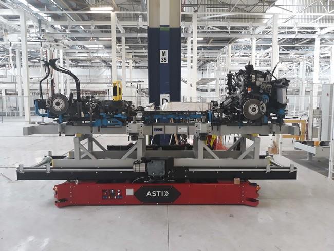 Permalink to Así está España en 'robotización' frente al líder mundial (China), Estados Unidos y el resto de Europa