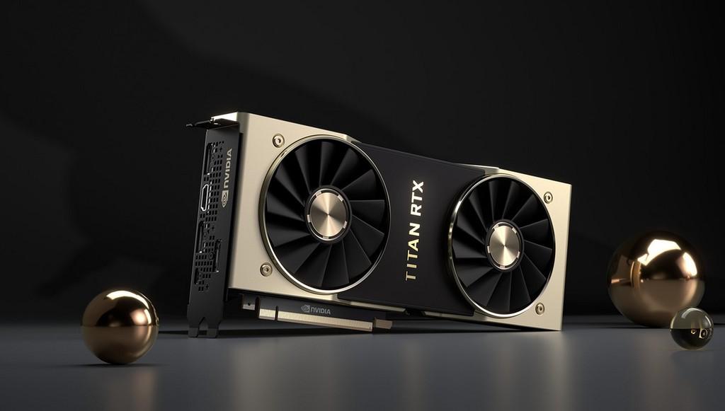 Llegan las nuevas y brutales NVIDIA GeForce Titan RTX que tienen un valor todavía mas brutal
