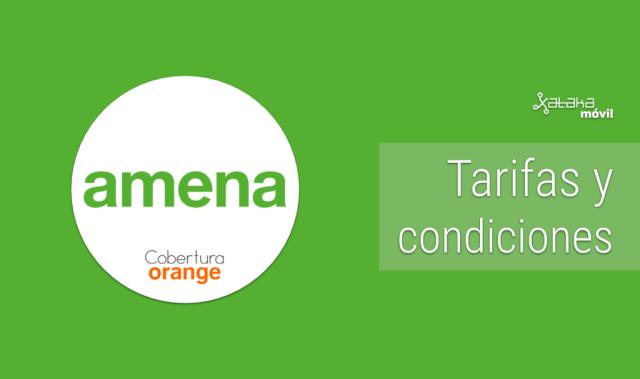 Tarifas de Amena fibra, terminal y combinados: todas las ofertas