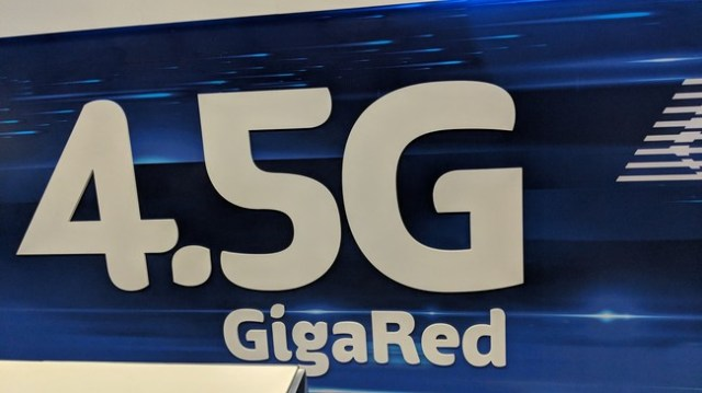 Telcel Gigared 4 5 G Mexico