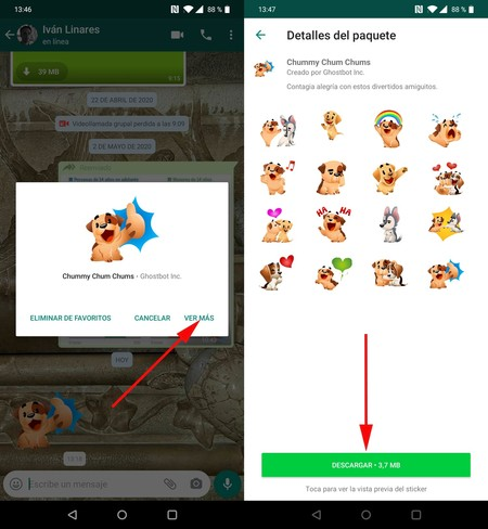 Stickers Animados Whatsapp Pack